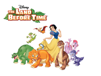 Disney's The Land Before Time by DinobotEd