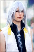Kingdom Hearts II - Riku by RoteMamba