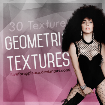 Geometric Textures by iliveforApplause