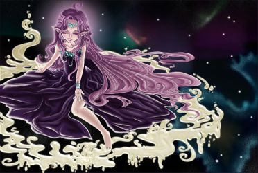 COLOUR_Celestial Mother by SweetAmberkins