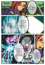 YGO Doujin Bonus Chapter - Wally's Agent - Page 21 by punkbot08