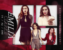 Pack Png 1730 - Emilia Clarke by xbestphotopackseverr