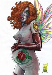 Dawn Pregnant Colors Updated by ARTTHAM