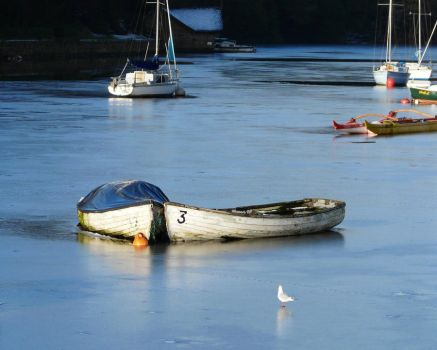 Ice boats. by richi156