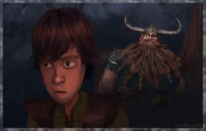 You're Not Flying Him Home (HTTYD2 webnovel ch5) by inhonoredglory