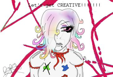 Let's never be creative again by PepsiDrawer