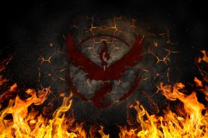 Team Valor Wallpaper by thejohan