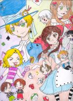 Hetalia-Seychelles in wonderland by BlackAndWhiteTiger