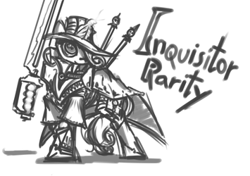 Inquisitor Rarity by Wreky