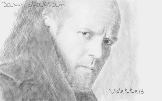 Jason Statham by violette13
