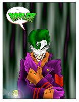 The Joker by r-i-p-p-l-e
