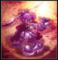 hit girl by wagnerf