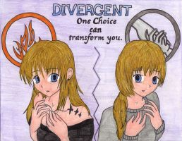 Divergent: One Choice by AliAvian