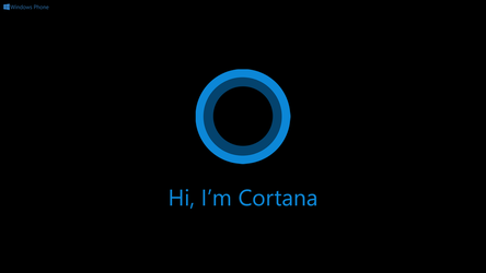 Cortana Wallpaper by SlyFoxCl