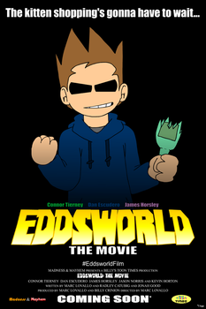 Eddsworld: The Movie - Character Poster #2 (Tom) by SuperSmash3DS