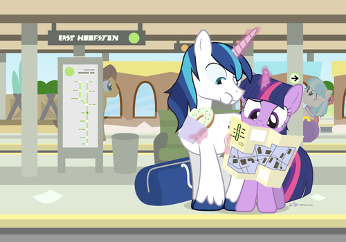 Lost In Transit [!D.7] by dm29