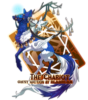 { Stygian Guest Auction } The Chariot (Over!) by Zoomutt