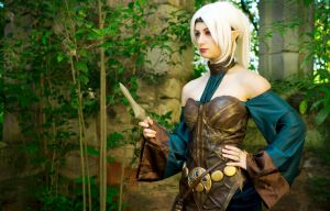 Dragon Age Origins: Mage Origin 2 by HayleyElise