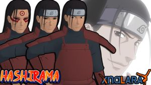 Naruto UNS3 - Hashirama Pack FOR XPS! by ASideOfChidori