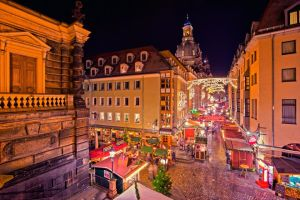 Christmas Time in Dresden by Stefan-Becker