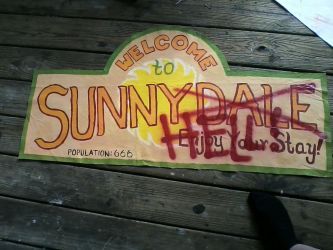 Sunnydale Banner by TheLamentation