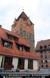 Free Stock Building Old City Medieval Castle Tower by PeterKmiecik