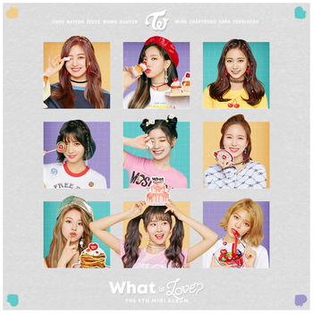 TWICE / What Is Love? by TsukinoFleur