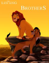 Brothers Cover by Nala15