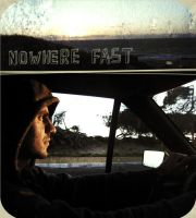 nowhere fast by CookieMary