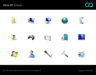 VISTA XP DELUXE ICONS by code2