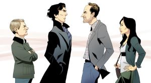 Sherlocks by pungang