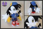 Klonoa plush by ArtesaniasIris