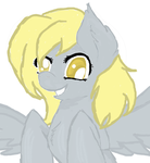 Derpy Profile by hippiekitty123