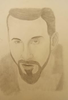 Avi Kaplan  by percyjason1
