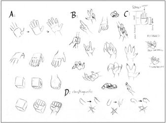 Hands Sheet by suzidragonlady