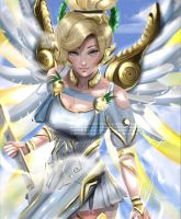 Mercy Winged Victory by magato98
