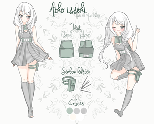 Aiko Isseki by Reminel