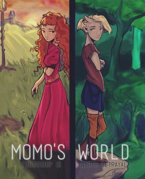 Momo's World - Webcomic welcome! by lilo322