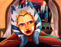 more Ahsoka fan art by Impossible--Dreams