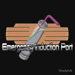 Emergency Induction Port by Shadow-People