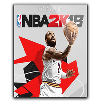 Nba 2k18 by Mugiwara40k