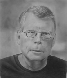 stephen king by dreerose