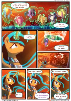 MLP - Timey Wimey page 111/115 by Light262