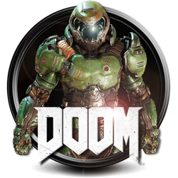 DOOM 4 png icob by S7 by SidySeven