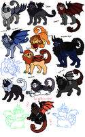 manticore adopts CLOSED by Z4CHARIE