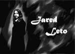 Jared Leto -Black and White- by Aurisg06