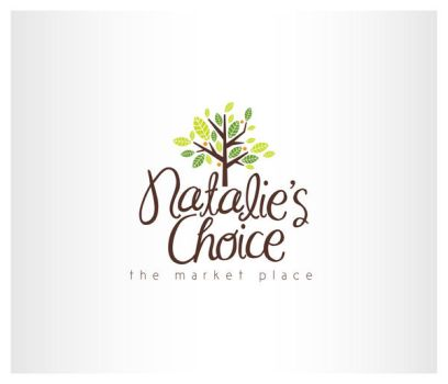Natalie's Choice Logo Design by iamcadence