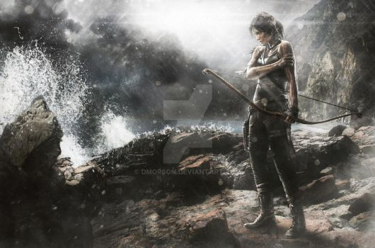 Tomb Raider - Reborn by dmorson