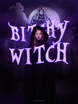 Bitchy Witch. by tofurookies