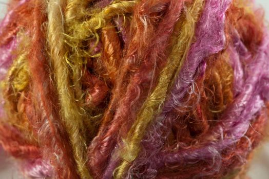Banana Yarn Texture 1 by joannastar-stock